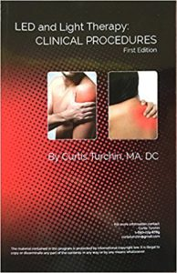 LED and light therapy book cover