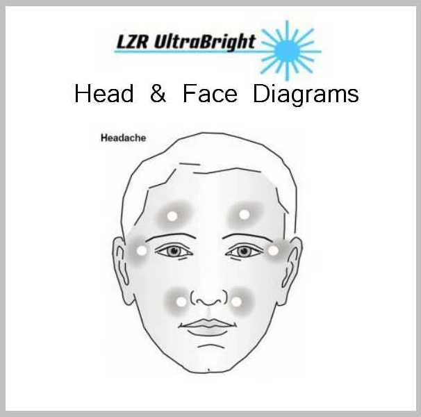 Spine and Pelvis Diagrams 1 HEAD AND FACE DIAGRAMS